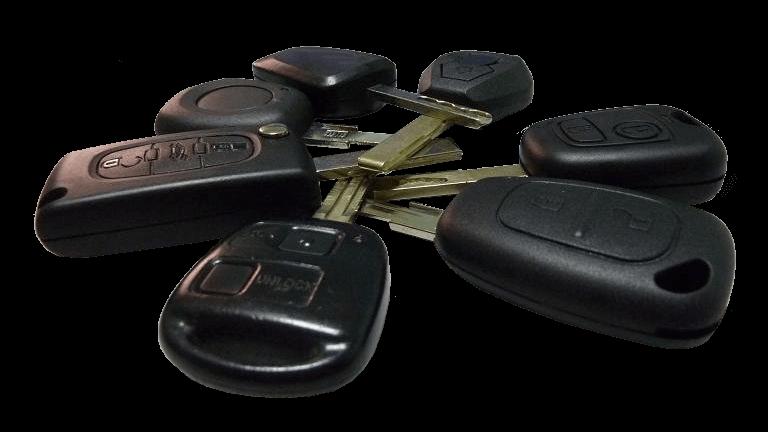 Llaves de coche codificadas Apertcar
